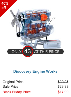 Discovery Engine Works