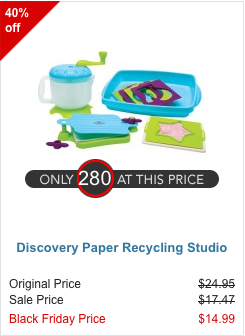 Discovery Paper Recycling Studio