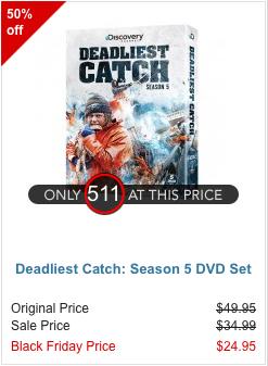 Deadliest Catch: Season 5 DVD Set