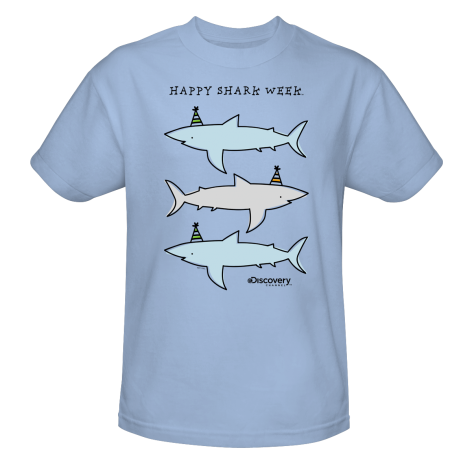 Happy Shark Week T-Shirt