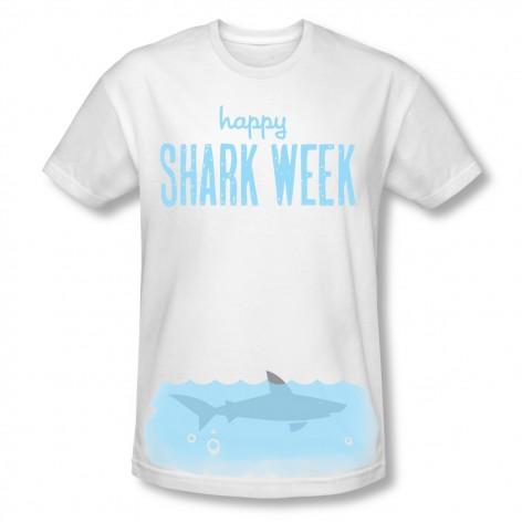 Happy Shark Week Shirt 2011