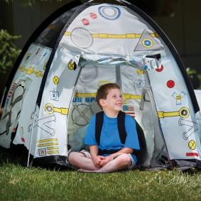 Astronaut's Dome Discvoery Kids Store