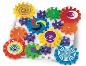 Kaleido Gears Discovery Toy Store