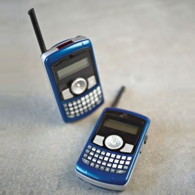 Discovery' SmartBerry Text Messengers