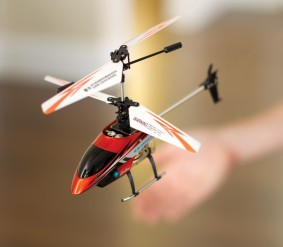 Gyroscope remote control helicopter Discovery Kids
